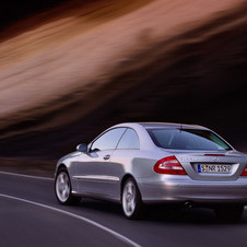 Mercedes-Benz CLK 500