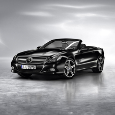Mercedes-Benz SL Night Edition