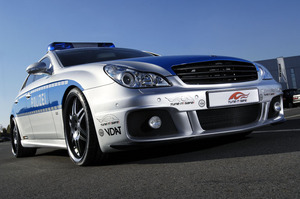 Brabus Rocket Police Car