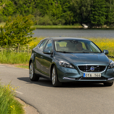Volvo V40 D4 Kinetic Geartronic