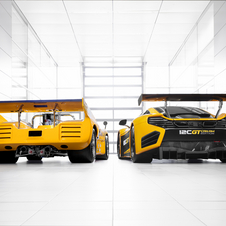 The 12C Can-Am is based on the GT3 version but throws the rules out the window