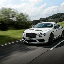 The GT3-R is the most dynamic and faster accelerating car ever produced by Bentley