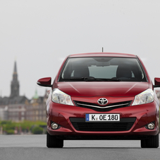 Toyota Yaris Hatchback 1.33