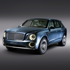 Bentley received howls from the press for the car's ugliness