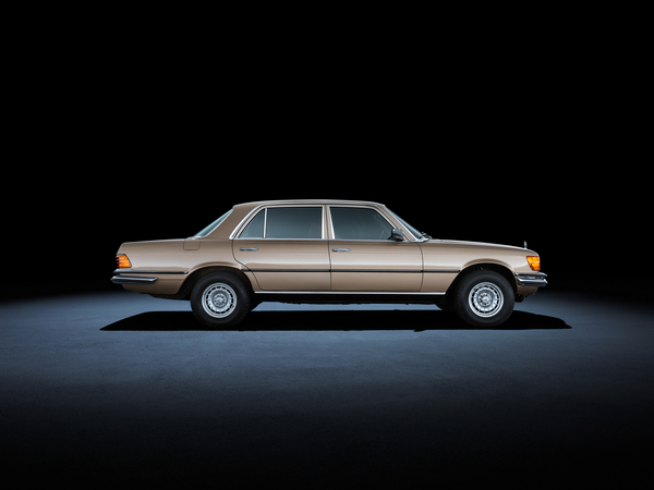 Mercedes-Benz S-Class 116 series (1972 to 1980)