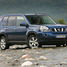 Nissan X-Trail 2.0 Turbo Diesel