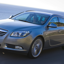 Opel Insignia 2.0 Turbo Sport Active Select