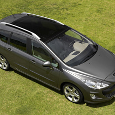 Peugeot 308 SW Executive 1.6 HDi 90