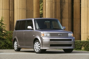 Scion xB Automatic