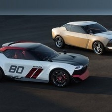 The IDx concepts show a retro-inspired car from Nissan