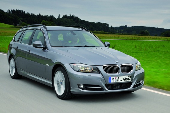BMW 335d Touring Edition Exclusive Automatic