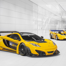 McLaren dominated the early era of the series
