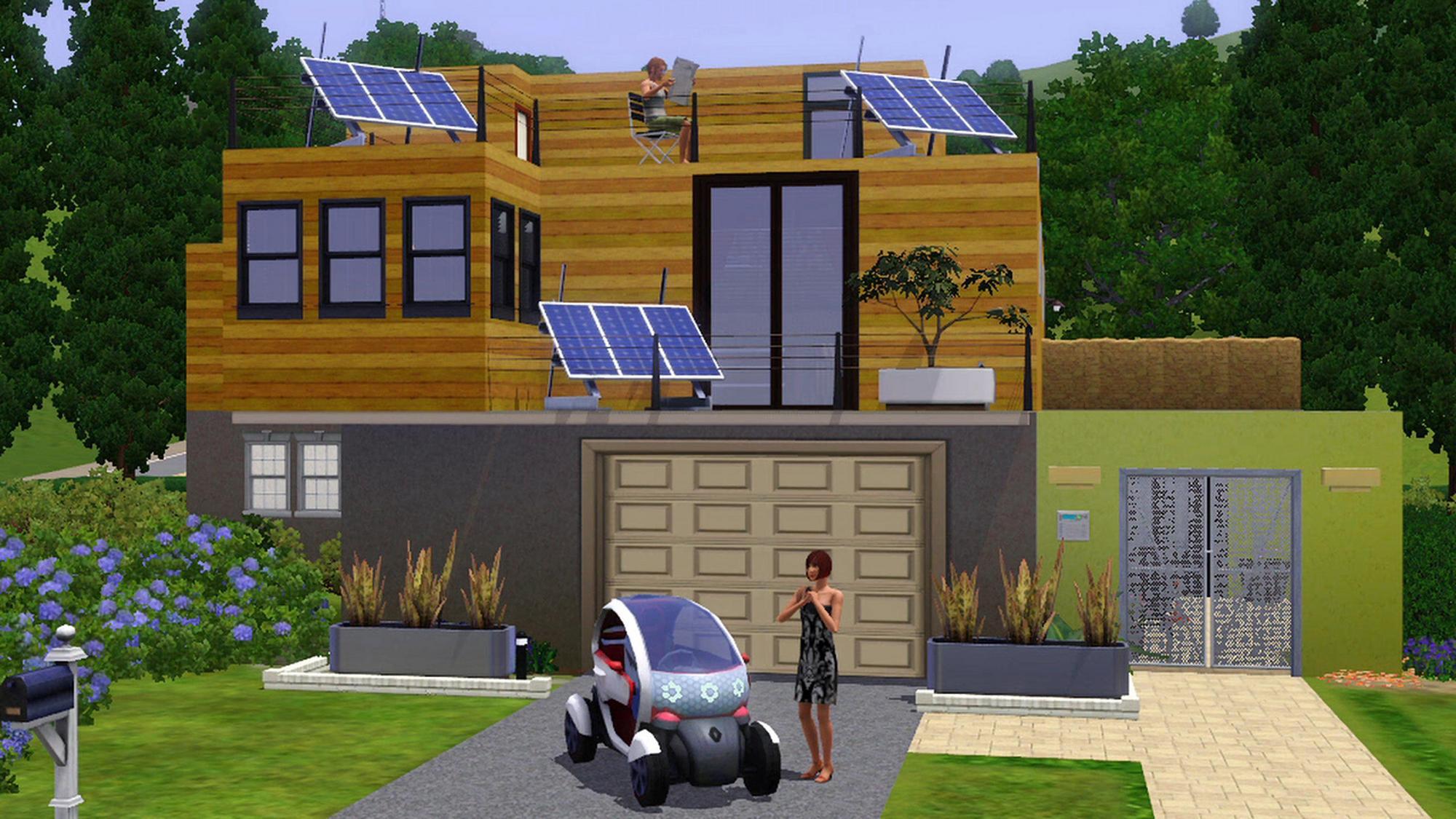 Renaulta S Electric Vehicles