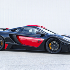 Hamann Motorsport MP4 12C