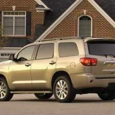 Toyota Toyota Sequoia Limited 4X4