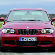 BMW 123d Coupe Auto (E82)