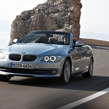 BMW 325i Cabriolet Edition Exclusive Automatic