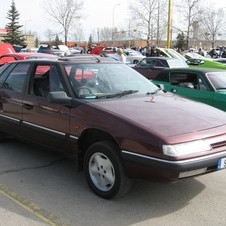 Citroën XM 2.0i Turbo