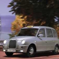 Geely also now owns the London Taxi Company