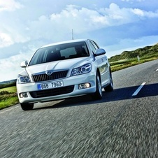 Skoda Octavia Break 1.6 TDI Greenline