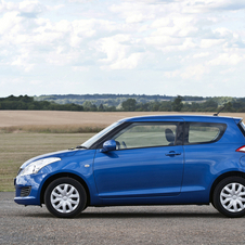 Suzuki Swift 1.3 DDiS GL+