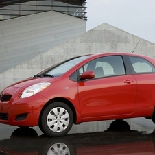 Toyota Yaris Liftback S 3-Door AT