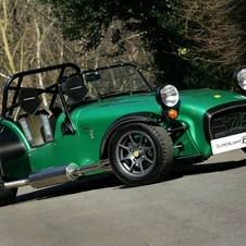 Caterham 7 Superlight R400
