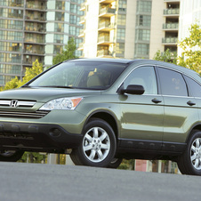 Honda CR-V EX 2WD 5-Spd AT