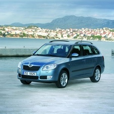 Skoda Fabia Break 1.4 16v Elegance