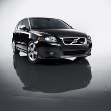 Volvo V50 D5 R-Design Geartronic