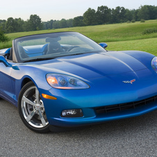 Chevrolet Corvette Convertible LT3