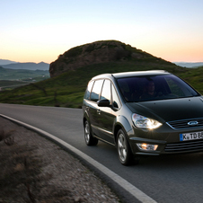 Ford Galaxy 2.0TDCi Titanium Business PowerShift