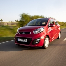 Kia Picanto 1.0 GPL More