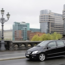 Mercedes-Benz B 160 (FL) BlueEfficiency