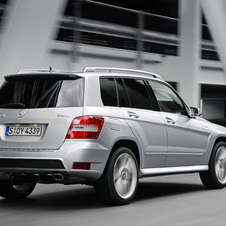 Mercedes-Benz GLK 250 CDI 4Matic BlueEfficiency Aut