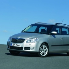 Skoda Fabia Break 1.6 16v Elegance