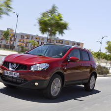 Nissan Qashqai+2 2.0 dCi i-way 4x4 AT