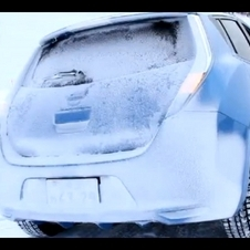 Nissan Puts the Leaf Through Its Paces in Snowy Japan