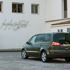 Ford Galaxy 2.0TDCi Titanium Business