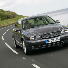 Jaguar X-Type 2.0D Executive