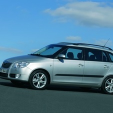 Skoda Fabia Break 1.6 16v Elegance Automatic