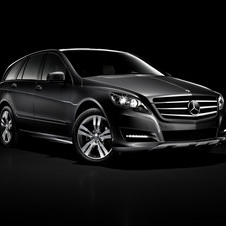 World premiere of the R-Class in New York
