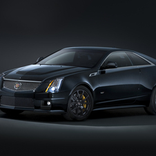 Cadillac CTS-V Black Diamond Edition Coupe AT