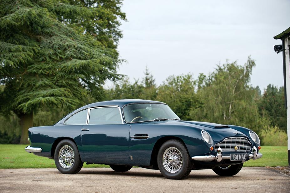 Updated Paul Mccartney S 1964 Aston Martin Db5 Up For Auction On Oct 31 News Autoviva Com