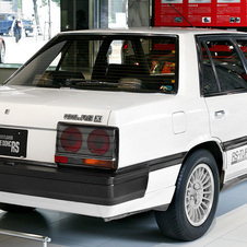 Nissan Skyline 2000 Turbo RS Hardtop