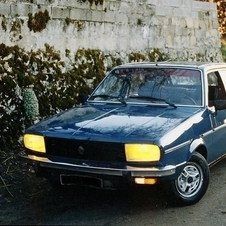 Renault 20 TL Automatic