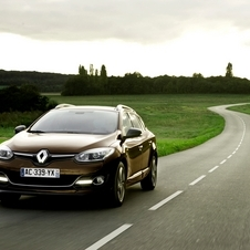 Renault Mégane Sports Tourer Energy 1.6 dCi S&S FAP ECO2 Limited