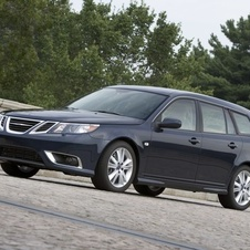 Saab 9-3 2.8 Turbo V6 SportWagon