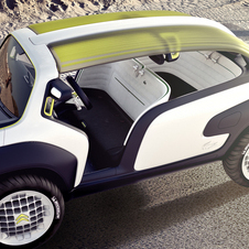 The new model will replace the C3