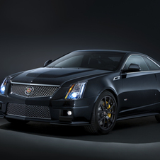 Cadillac CTS-V Black Diamond Edition Coupe